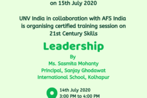 21st Century Leadership workshop