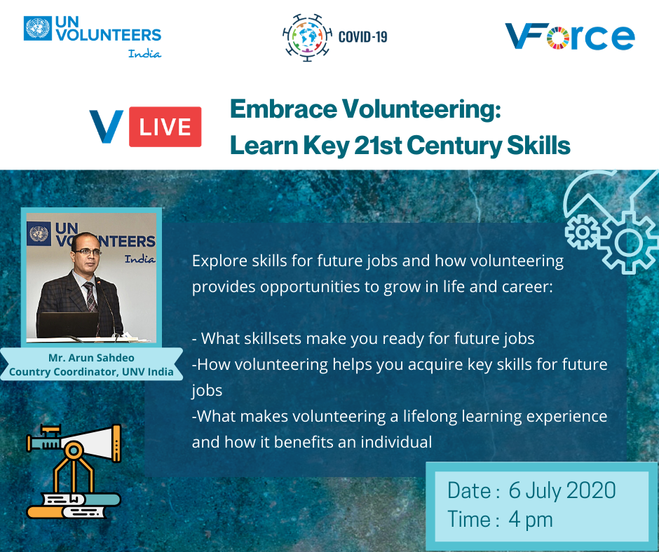 Embrace Volunteering: Learn Key 21st Century Skills