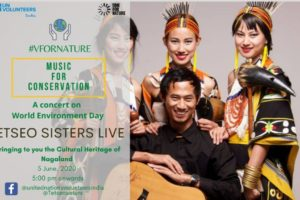 Music for Conservation - A live concert on World Environment Day with TETSEO SISTERS.