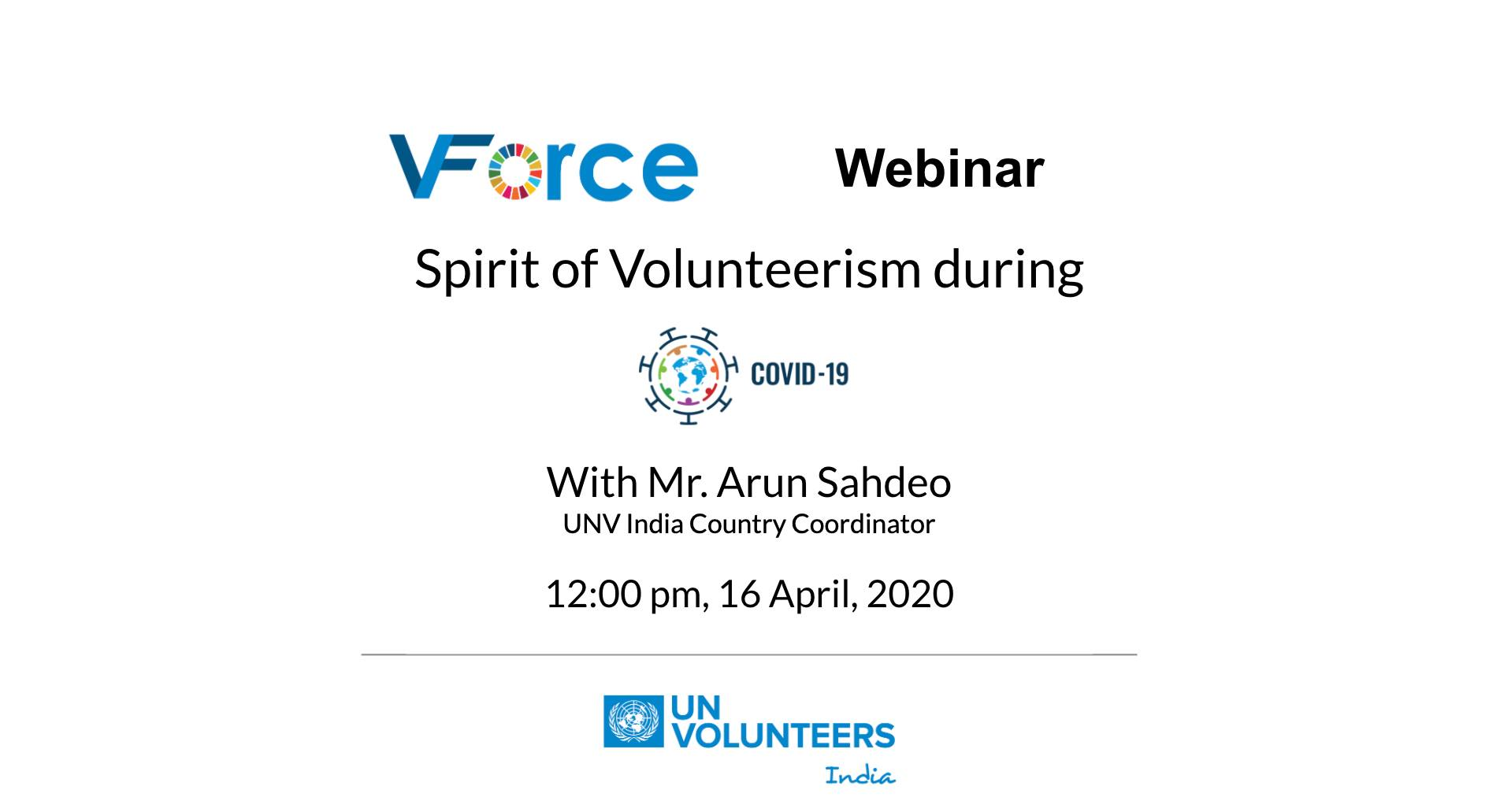 Spirit of Vol 16 april Arun