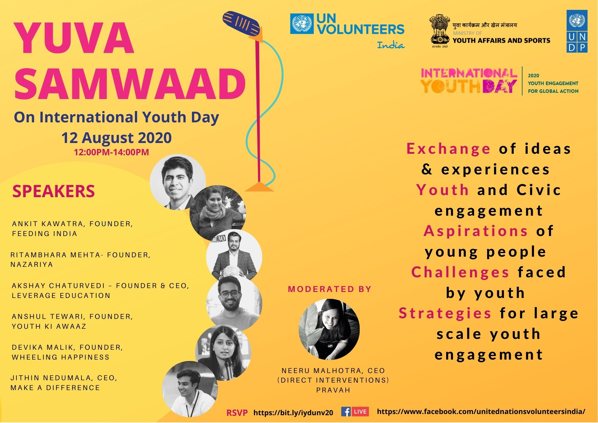 Yuva Samwaad UNV India